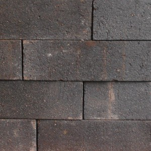 BLOCKLEY Black Mixture 65MM FACING BRICKS   [HBKBWCG]