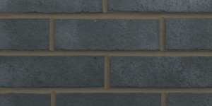 FORTERRA Blue Smooth Brick 73mm - Butterley Range
