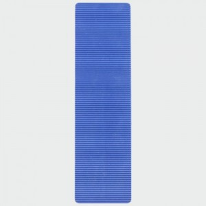 TIMco 5mm Flat Packers Blue -200Pk  TIMP5BLUE