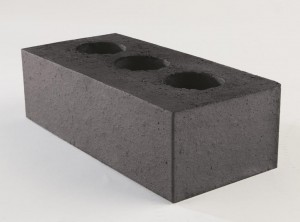 Blue 65mm Smooth - Perforated Brick [HBKSRMDA]