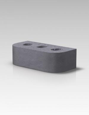 Forterra Cradley BN2.2 Double Bullnose Brick - Blue