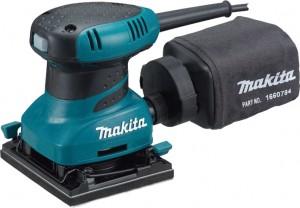 MAKITA 240V BO4555 1/4 Sheet Palm Sander 200W Power Tool