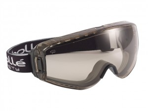 Pilot Ventilated Safety Goggles  BOLPILOPCSP