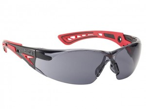 RUSH+ Platinum Safety Glasses  BOLRUSHPPSF