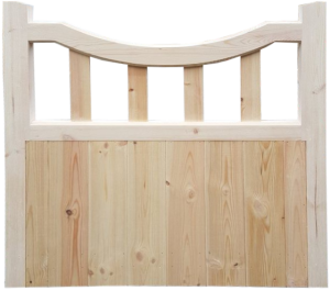 DENBIGH TIMBER - The Borth Gate