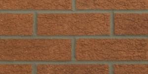 FORTERRA Braemar Red Rustic Brick - Butterley Range