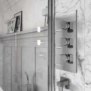 Bristan Thermostatic Mixer Showers
