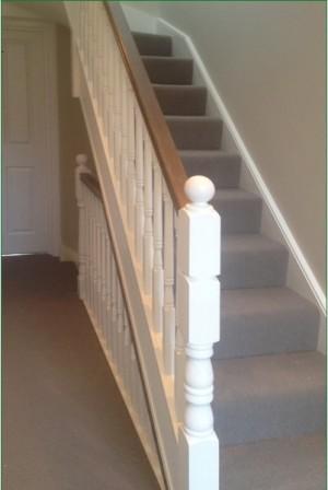 Pear Stairs - Britannia Road Staircase (379)