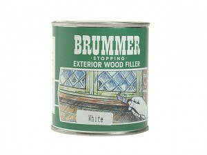 Green Label Exterior Stopping, Medium Tin  BRUGMWH