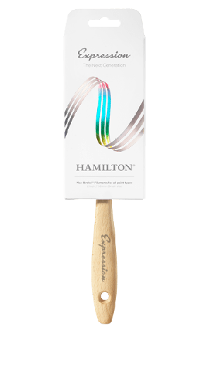 Hamilton Expression Paint Brushes