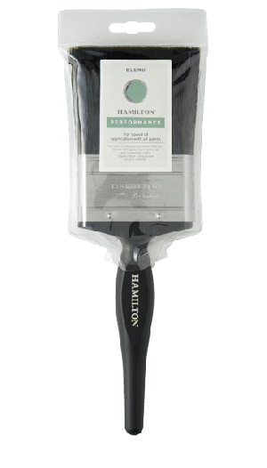 Hamilton Performance paint Brushes