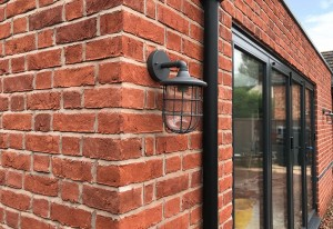 "Imperial Brick 3"" Farmhouse Orange Brick Slip"