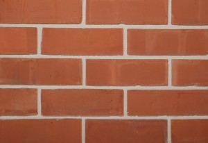 "Imperial Brick 3"" Reclamation Orange Wirecut Brick Slip"