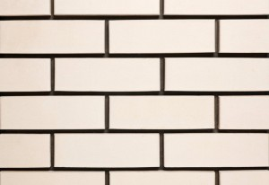 Imperial Brick Contemporary Matt White Brick Slip