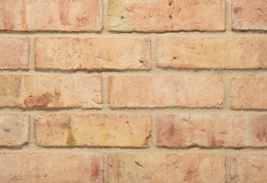 Imperial Brick Oxford Yellow Multi Waterstruck Brick Slip