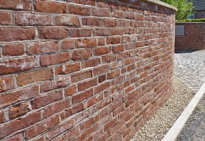 "Imperial Brick 2 1/2"" Reclamation Georgian Brick Slip"