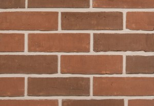 Imperial Brick Rural Red Multi Waterstruck Brick Slip