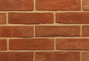 "Imperial Brick 2 1/4"" Soft Red Brick Slip"