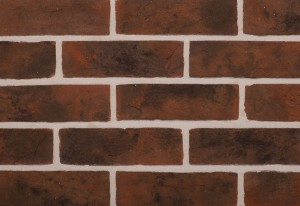 Imperial Brick Weathered Soft Red Brick Slip