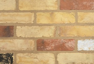 Imperial Brick Yellow Multi Stock Brick Slip