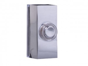 7960 Series Wired Doorbell Additional Chime Bell Push  BYR7960C
