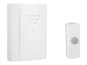B304/B314 Wireless Doorbell with Portable Chime 50m  BYRB305
