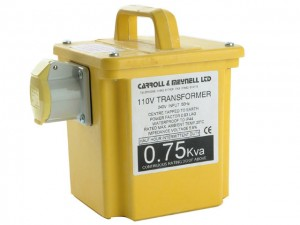Transformer Twin Outlet  C-M7501