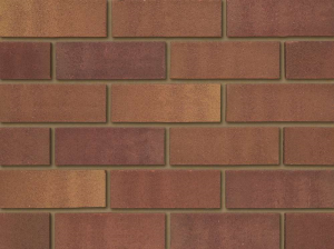IBSTOCK BRICKS - Tradesman Heather Mixture 73mm