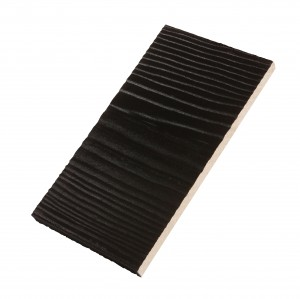 Cedral Lap Weatherboard Cladding - Black