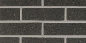 FORTERRA Carbon Black Rustic Brick - Butterley Range