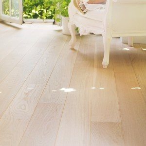 QUICK STEP WOOD FLOORING Polar Oak Matt  CAS1340S