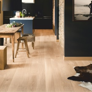 QUICK STEP WOOD FLOORING Dune White Oak Oiled  CAS1473S