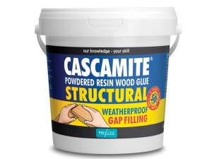 Cascamite One Shot Structural Wood Adhesive Tub 500g - :CAS500G
