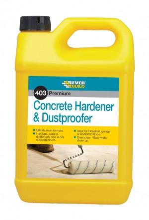 SikaEverbuild 403 Concrete Hardener & Dustproofer 25L [EVECHDU25]