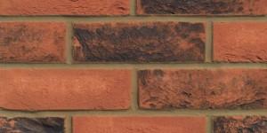FORTERRA Chelsea Smoked Red - Eco Stock Brick