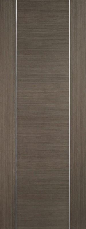"LPD - Internal Door - Chocolate Grey Alcaraz 1981 x 686 (27"")  CHGALC27"