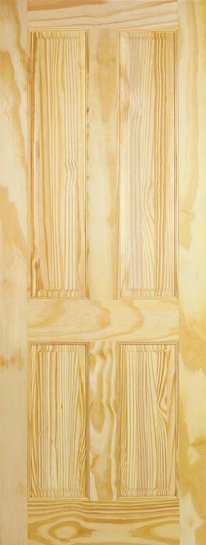 "LPD - Internal Door - Clear Pine 4P 1981 x 610 (24"")  CP4P24"