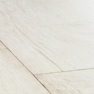QUICK STEP Laminate Flooring 8mm Classic BLEACHED WHITE TEAK - 8x190x1200mm  CLM1290
