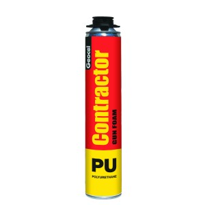 Geocel Contractor Expanding Foam 750ml (Gun) [GEO5002202Z02]