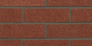 FORTERRA County Red Rustic Brick 73mm - Butterley Range