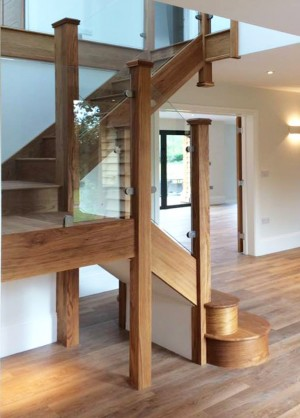 Pear Stairs - Cranbrook Staircase (656)