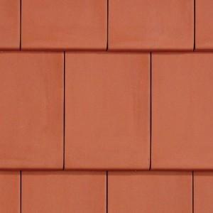 Terca Creasing Tile Red 265 x165 x12mm