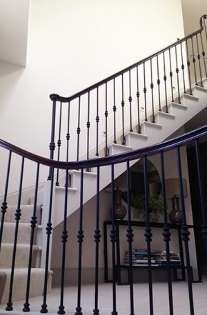 Pear Stairs - Creswell Staircase (551)