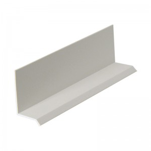 FLOPLAST Drip Trim - Various Woodgrain Foil Colours/White