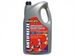 Concentrated Antifreeze O.A.T Red  D-ISHAR4