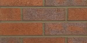 FORTERRA Dark Multi Rustic Brick 73mm - Butterley Range