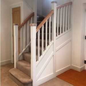 Pear Stairs - Darling Cottage Staircase (644)