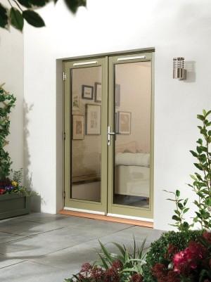 JELDWEN Hardwood Darwin French Doors