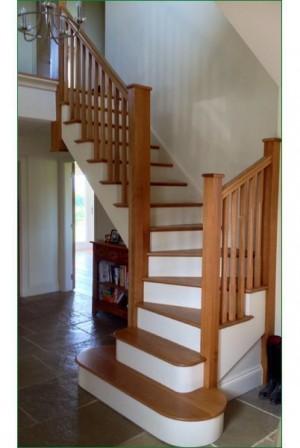 Pear Stairs - Dawson Staircase (536)