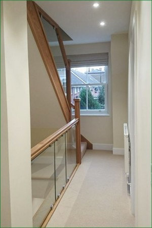 Pear Stairs - De Launce Glass Staircase (545)